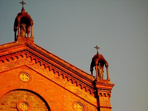 Monterenzio - Cristo Re. Particolare