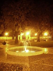 Reggiolo di notte