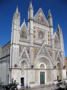 Duomo di Orvieto, facciata