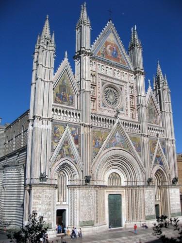 Orvieto - Duomo di Orvieto, facciata