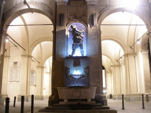 Parma - I Dù Brasè (Ercole e Anteo)