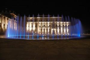 Fontana del Cervo a Venaria