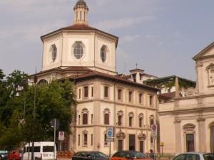 La Chiesa San Bernardino alle Ossa a Milano