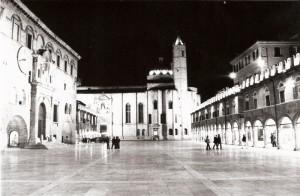 Chiesa di San Francesco e piazza del Popolo
