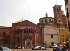 La Basilica di San Nazaro a Milano