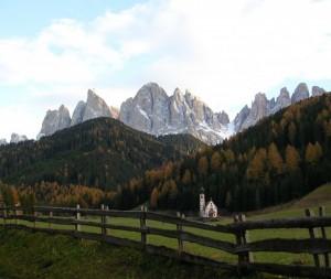 San Giovanni in Ranui - Odle