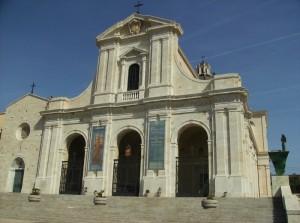 Santuario e Basilica N.S. di Bonaria  Cagliari