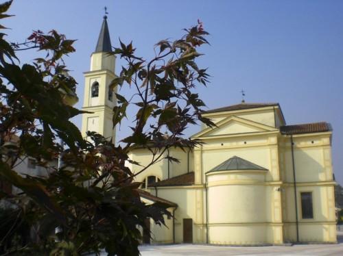 Pozzoleone - Santuario di Scaldaferro