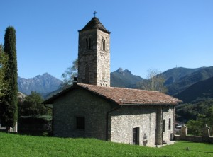 Chiesetta romanica di San Calocero