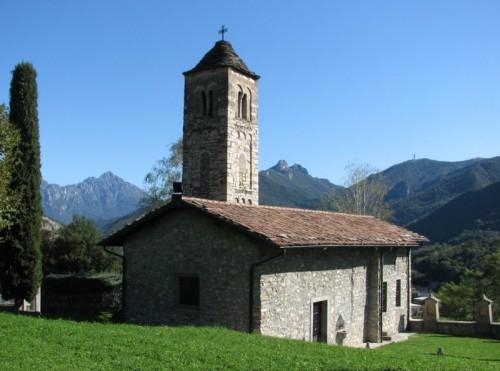 Caslino d'Erba - Chiesetta romanica di San Calocero