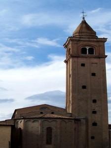 Duomo di San Giovanni Batista -il campanile-