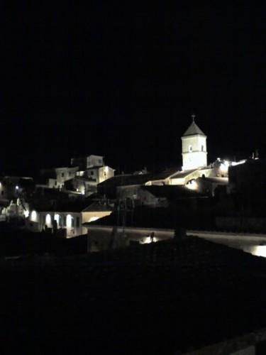 Capoliveri - campanile di capoliveri by night