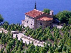 chiesetta sul mare