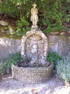fontana di Residenza Napoleonica