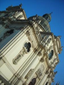chiesa della Madonna di Monte Berico