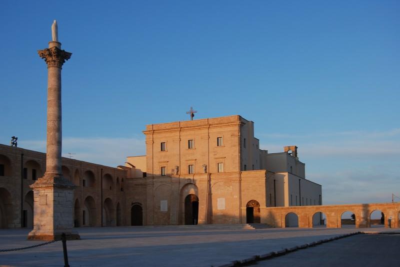 ''Santuario al tramonto'' - Castrignano del Capo