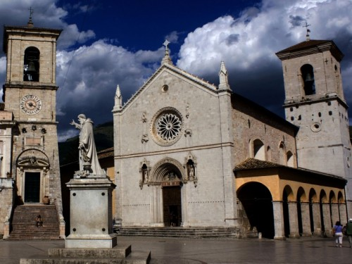 Norcia - Chiesa San Benedetto di Norcia