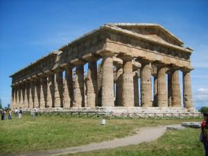 Tempio di Nettuno V° sec. a.C.