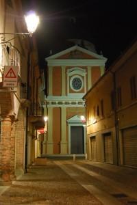 sulla via per la basilica
