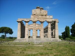 Tempio di Cerere a Paestum VI° sec.a.C