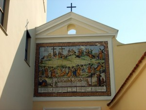 Chiesa della Montagna spaccata