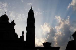 Controluce all'Alba 2 - Chiesa San Giovanni