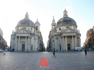 le chiese gemelle