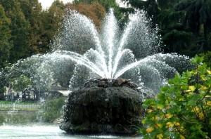 la fontana della fortezza