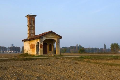 Airasca -  I campi esistono ancora...  - Airasca (Cappella Navone)