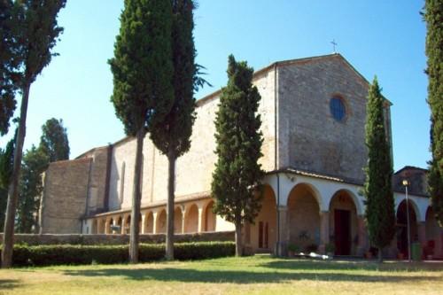 Poggibonsi - Basilica di San Lucchese