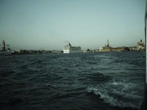 Arrivederci San Marco…