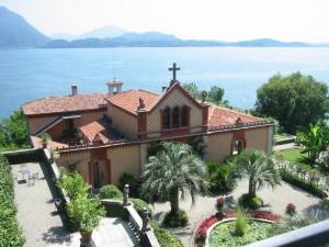 Piccola Cappella su Isola Madre