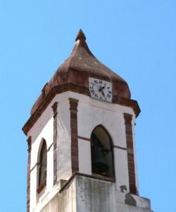 Campanile chiesa di san Giorgio -TRESNURAGHES