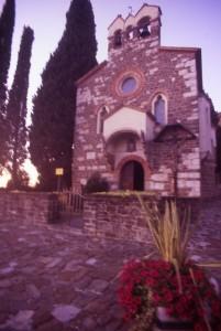 Chiesetta di S.Spirito, nel Borgo Castello di Gorizia