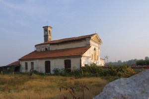 L'abbandono, None - Santuario di San Ponzio