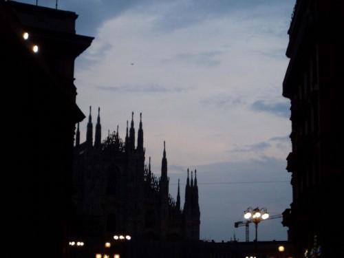 Milano - Duomo-ByNigth