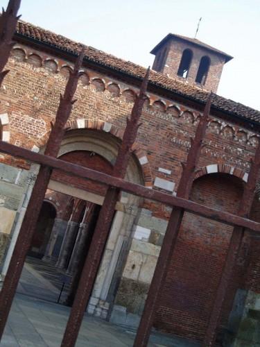 Milano - Sant'Ambrogio 8