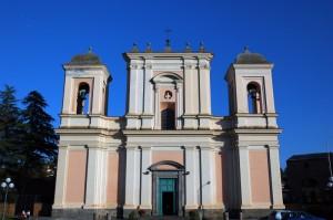 Acquapendente - Basilica del Santo Sepolcro