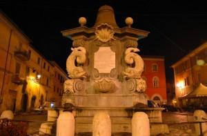 Campagnano di Roma - Fontana di Piazza Lionelli