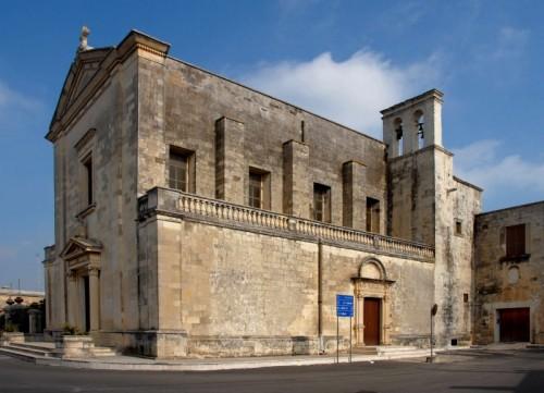 Cursi - Convento degli Agostiniani
