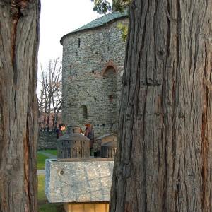 """il """"millenario"""" della basilica di Galliano"""