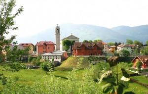 La Chiesa di Tresche Conca
