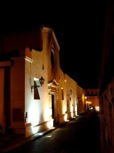 Milazzo - la Chiesa della Madonna del Rosario