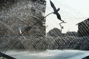 La fontana di via Torino