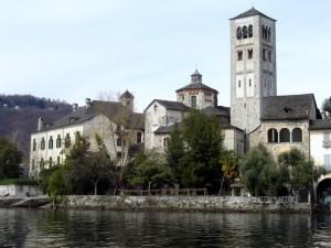 la chiesa sull'isola