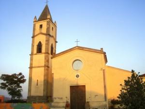 Chiesa Santa Margherita- BARADILI