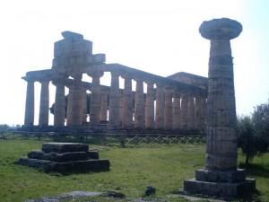 Templio di Paestum 2