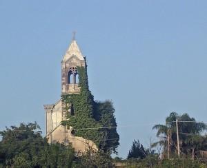 chiesa semicoperta
