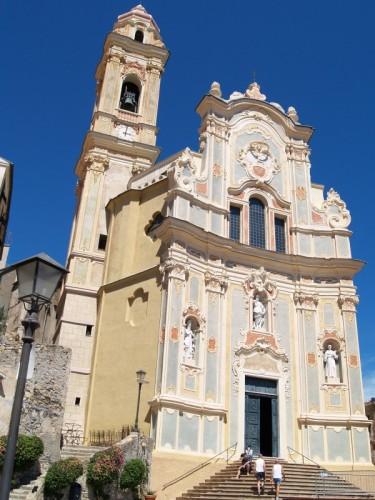 Cervo - Chiesa di San Giovanni Battista (IM)