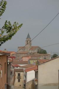 la chiesa del paese